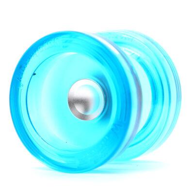 YoYoFactory Wedge, kék-ezüst