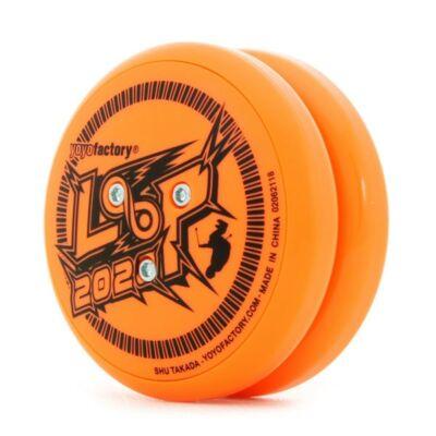 YoyoFactory -LOOP 720 yo-yo, narancs