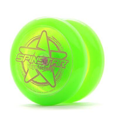 YoYoFactory Spinstar yo-yo, zöld